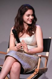 Odeya Rush - Apple Store Soho Presents: Meet The Filmmakers - August 2014