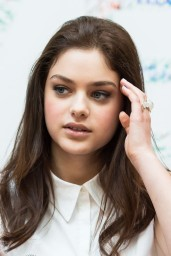Odeya Rush – 'The Giver' Fan Event in Cherry Hill, New Jersey