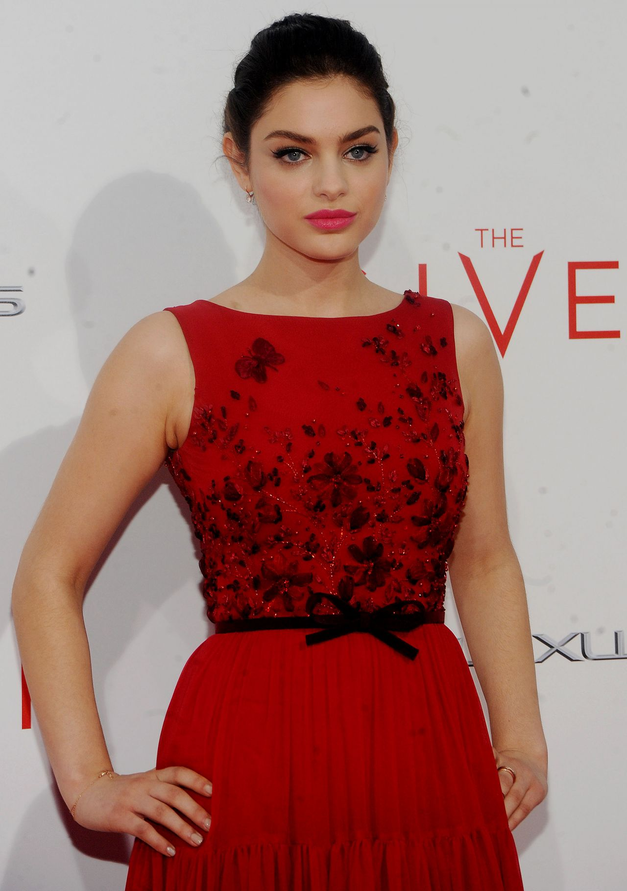 Odeya Rush – 'The Giver' Premiere in New York City