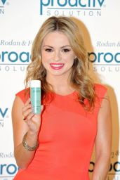 Ola Jordan - Solution Photocall - July 2014