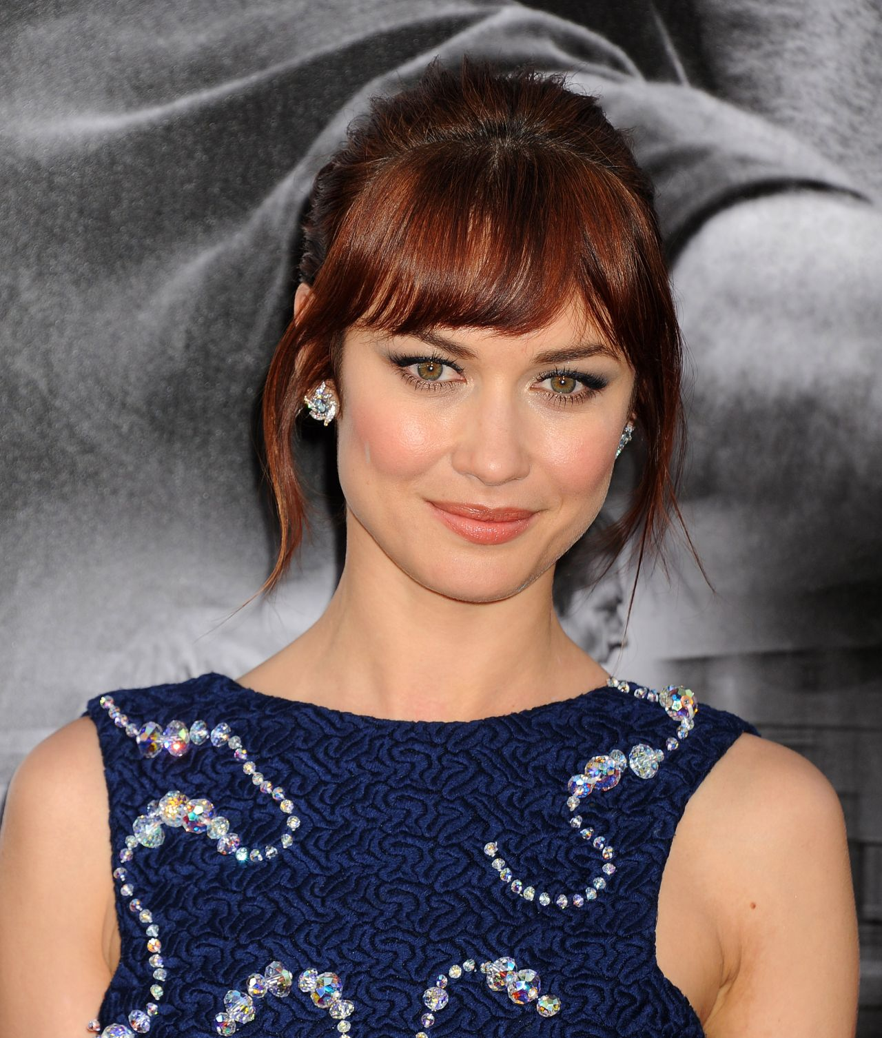 Olga Kurylenko – 'The November Man' Premiere in Hollywood