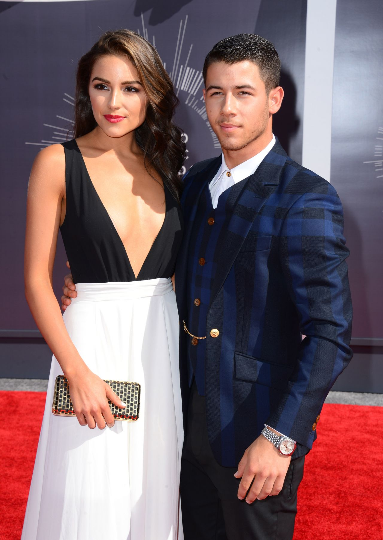 Olivia Culpo – 2014 MTV Video Music Awards in Inglewood