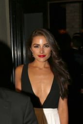 Olivia Culpo at Craig's Restaurant in West Hollywood - August 2014