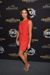 Olivia Culpo – Big Knockout Boxing Inaugural Event in Vegas – August 2014
