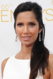 Padma Lakshmi – 2014 Primetime Emmy Awards in Los Angeles