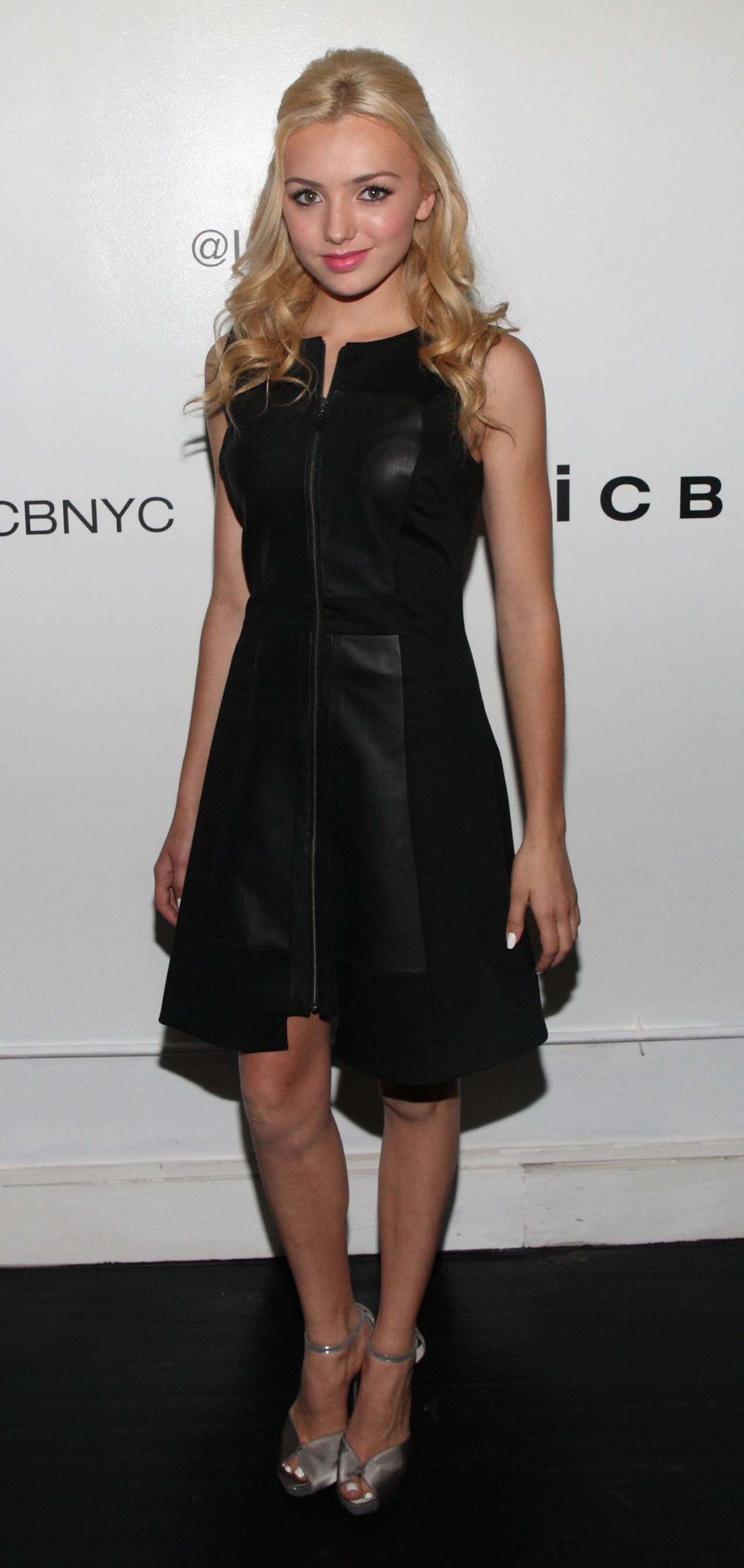 Peyton Roi List - ICB Fall 2014 Fashion Campaign Celebration in NYC
