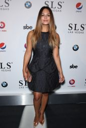Pia Toscano - SLS Las Vegas Grand Opening Celebration