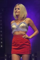 Pixie Lott Performing at Manchester Pride - August 2014