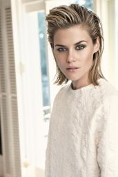 Rachael Taylor - Photoshoot for InStyle Magazibe (Australia) August 2014
