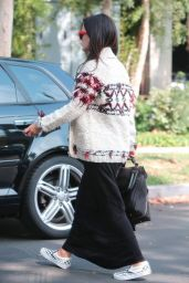 Rachel Bilson - Out in Sherman Oaks, August 2014