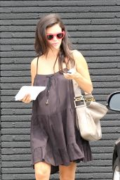 Rachel Bilson - Out in West Hollywood, August 2014