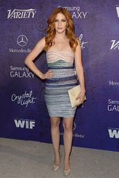 Rachelle Lefevre – Variety and Women in Film Emmy 2014 Nominee Celebration in West Hollywood