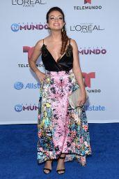 Raquel Rojas – 2014 Telemundo's Premios Tu Mundo Awards
