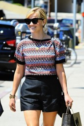 Reese Witherspoon – Out in Brentwood & Pacific Palisades, August 2014