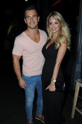 Rhian Sugden at Opening of George