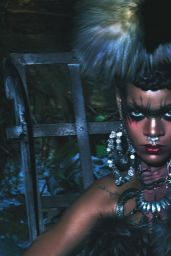 Rihanna - W Magazine Spetember 2014 Issue