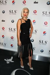 Rita Ora at SLS Las Vegas Grand Opening Celebration