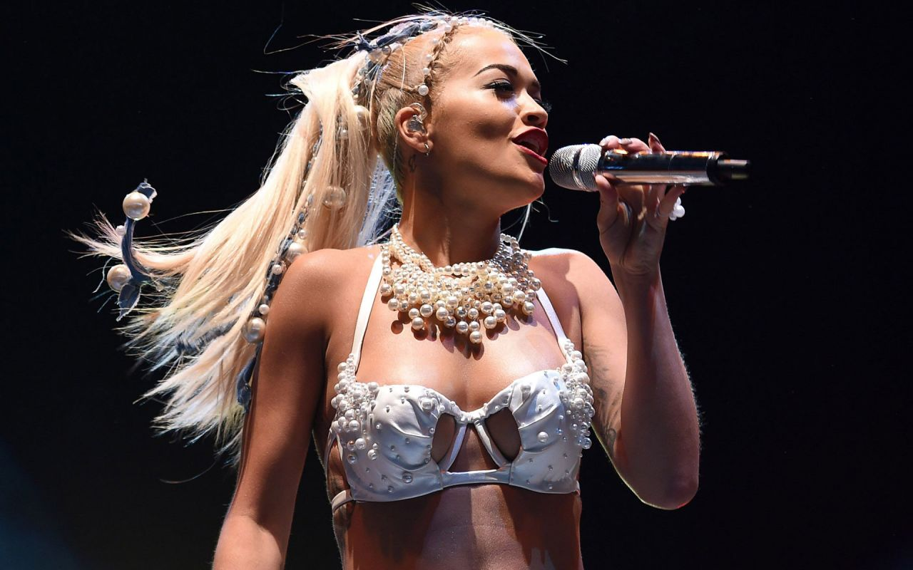 Rita Ora Hot Wallpapers (+11)