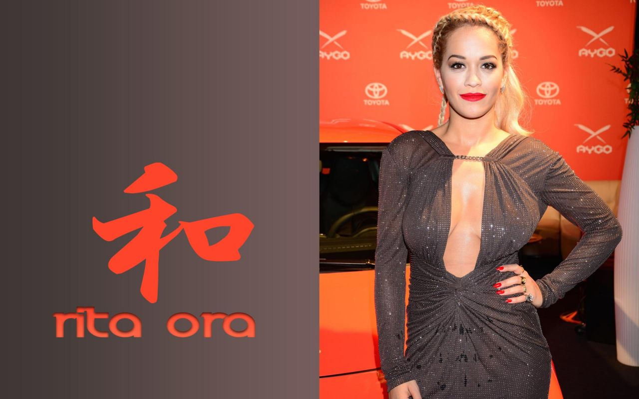 Rita Ora Hot Wallpapers 11-9159