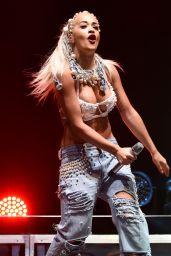 Rita Ora Performs at V Festival at Hylands Park – August 2014