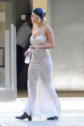 Rita Ora Style - Leaving Hotel in West Hollywood, August 2014