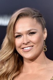 Ronda Rousey – 'The Expendables 3′ Premiere in Hollywood