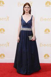 Rose Leslie – 2014 Primetime Emmy Awards in Los Angeles