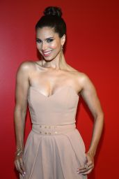 Roselyn Sanchez at Fox Mundo in Miami - August 2014