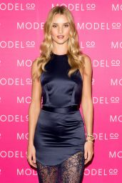 Rosie Huntington-Whiteley - Launches ModelCo Natural Skincare Collection in Sydney - Aug. 2014