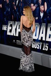 Rosie Huntington-Whiteley – 'The Expendables 3′ Premiere in Hollywood