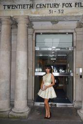 Roxanne Pallett - Out in London - August 2014