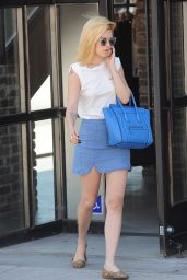 Rumer Willis Shopping in Los Angeles - August 2014
