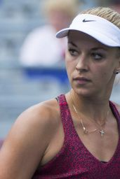Sabine Lisicki – Rogers Cup 2014 in Montreal, Canada – 1st Round