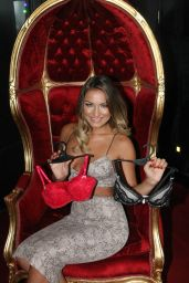 Sam Faiers at The Wright Venue in Dublin - August 2014