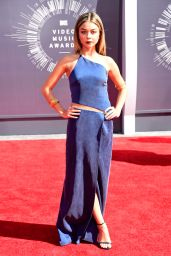 Sarah Hyland - 2014 MTV Video Music Awards in Inglewood