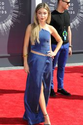 Sarah Hyland - 2014 MTV Video Music Awards in Inglewood