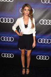 Sarah Hyland - Audi