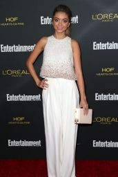 Sarah Hyland – Entertainment Weekly's Pre-Emmy 2014 Party