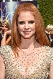 Sarah Rafferty - 2014 Creative Arts Emmy Awards