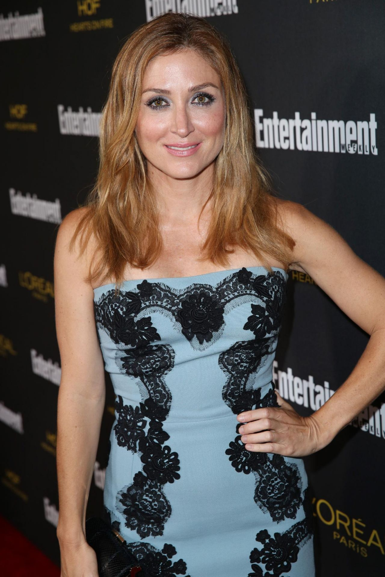 Sasha Alexander – Entertainment Weekly's Pre-Emmy 2014 Party