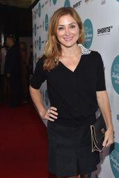 Sasha Alexander - HollyShorts 2014 Opening Night Gala