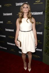 Sasha Pieterse – Entertainment Weekly's Pre-Emmy 2014 Party in West Hollywood
