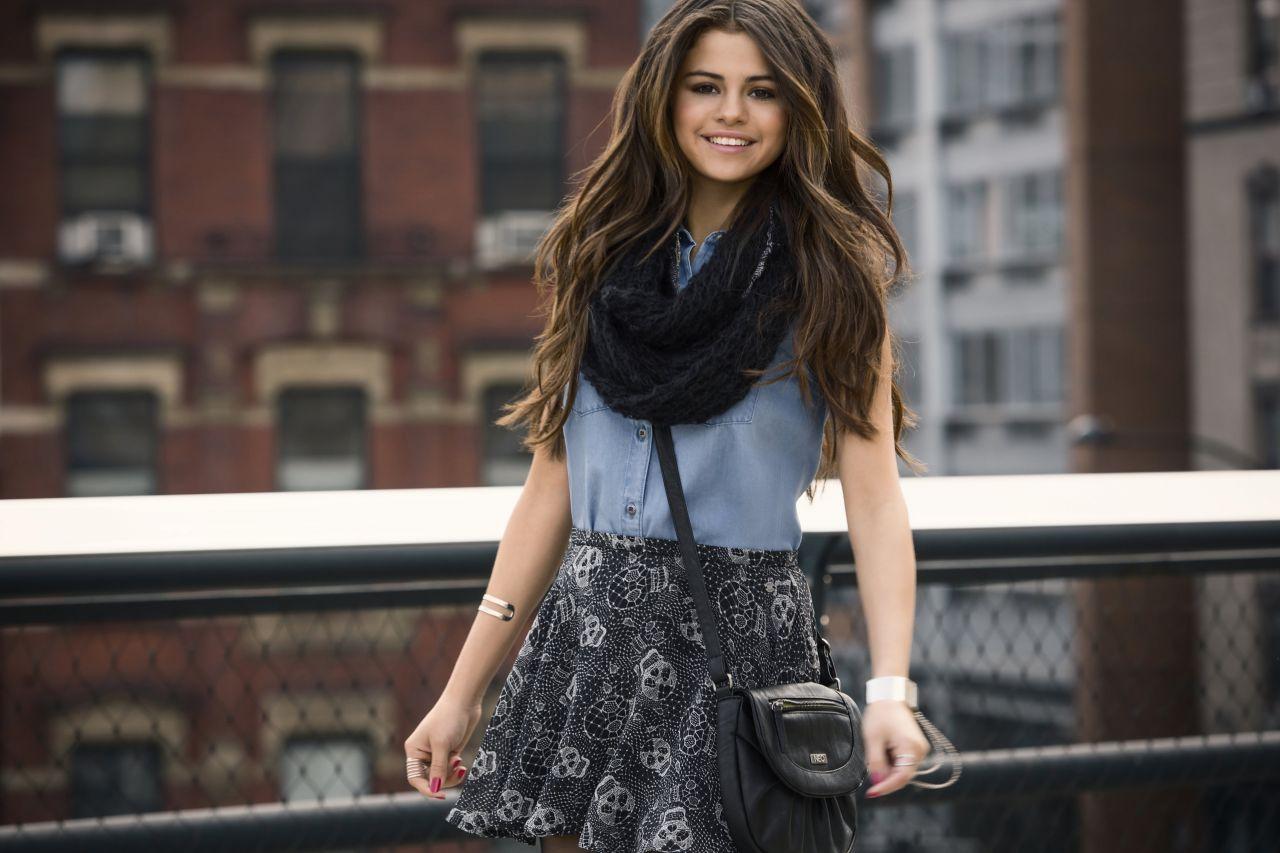 Selena gomez photoshoot for adidas neo autumn 2014 - Photo selena gomez 2014 ...