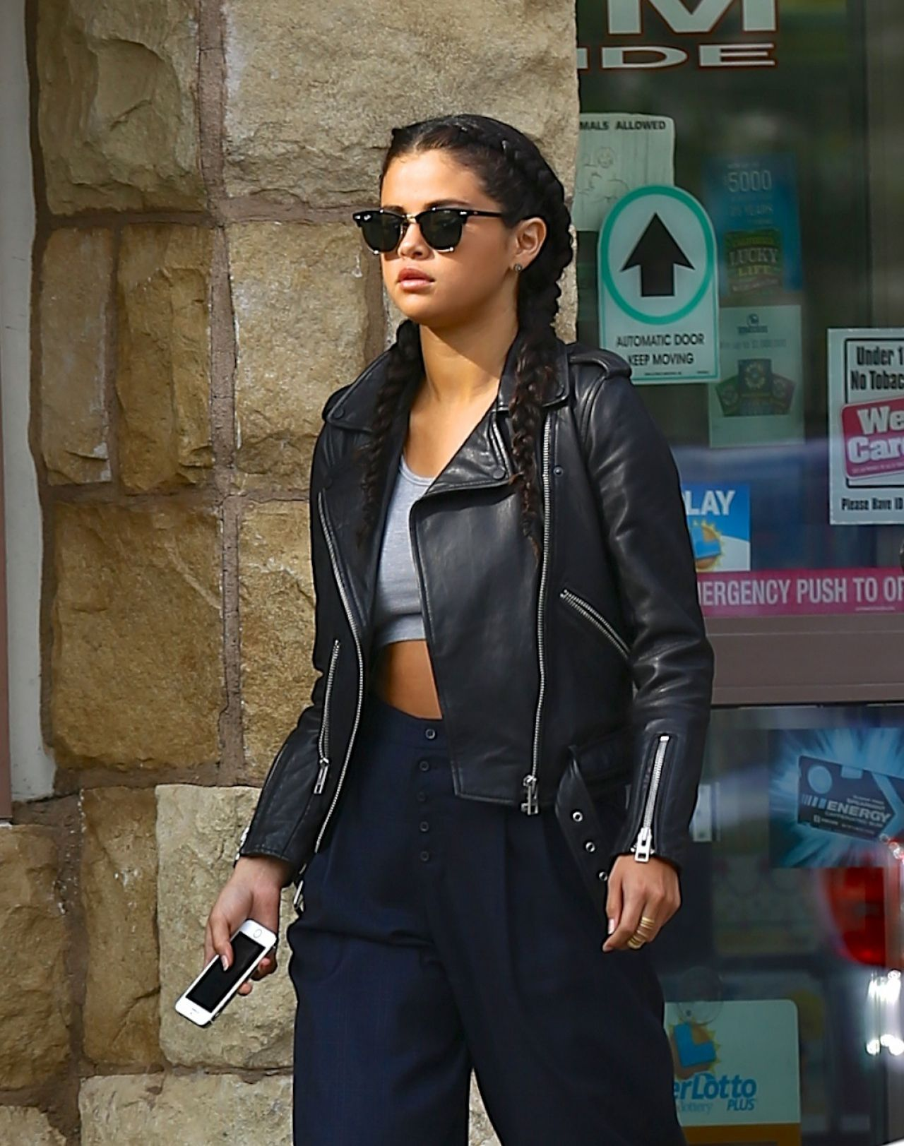 Selena Gomez Street Style - Out in LA, August 2014