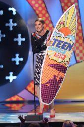 Shailene Woodley – Teen Choice Awards 2014 in Los Angeles