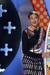 Shailene Woodley – Teen Choice Awards 2014 in Los Angeles
