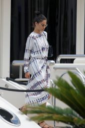 Shanina Shaik - Out in Ibiza - August 2014