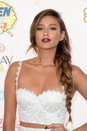 Shay Mitchell – Teen Choice Awards 2014 in Los Angeles