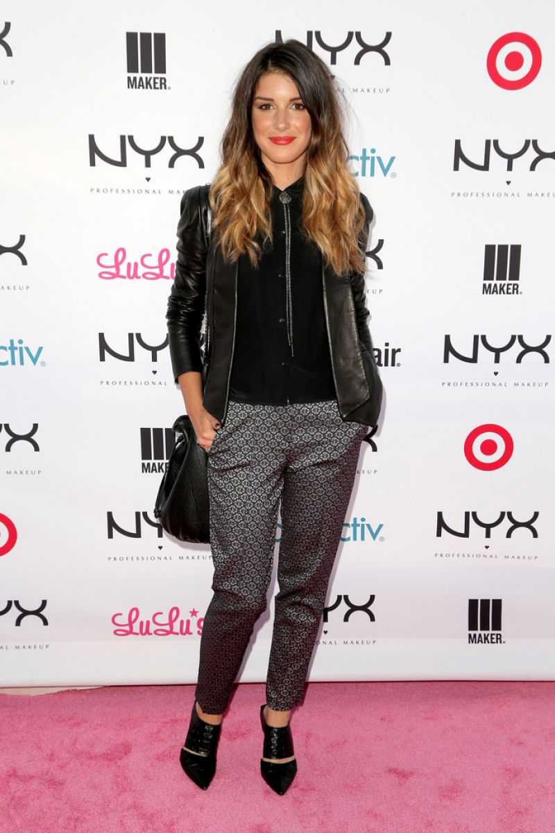 Shenae Grimes – NYX FACE Awards 2014 in Los Angeles