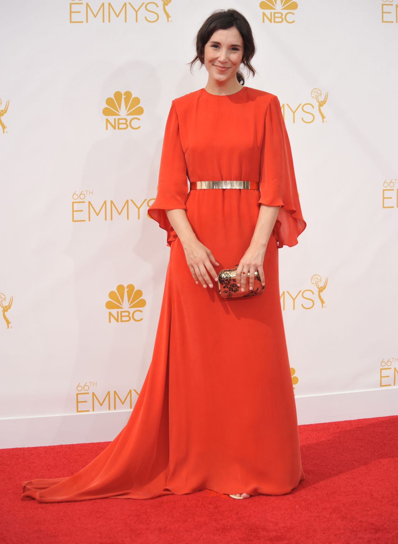 Sibel Kekilli – 2014 Primetime Emmy Awards in Los Angeles